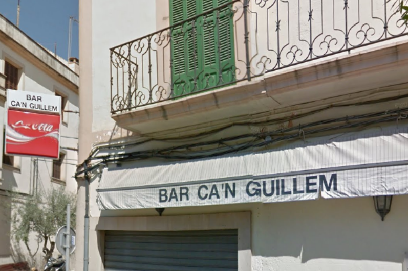 Bar Can Guillem
