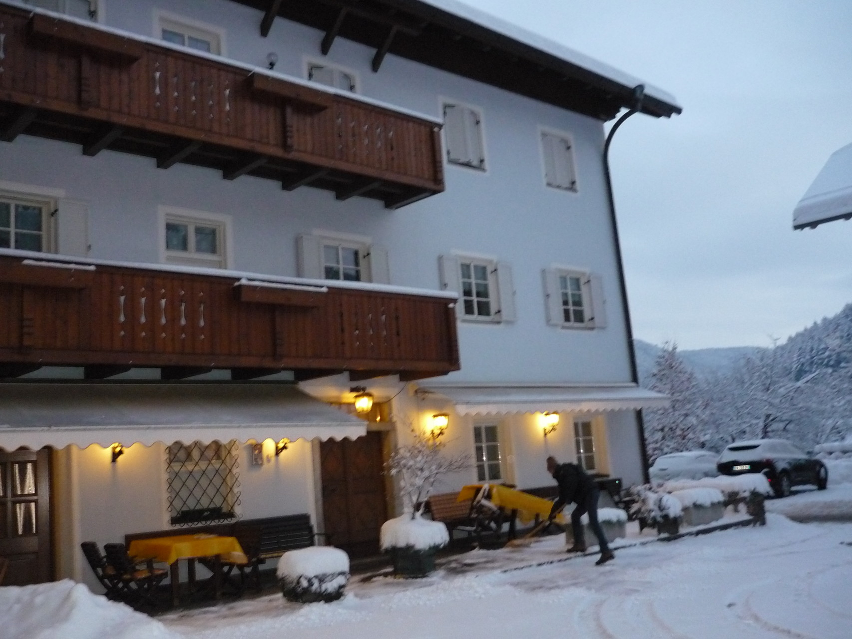 Gasthof Albergo Obermair Casteldarne Chienes Puster Valley South Tyrol Hotel