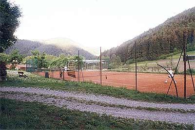 Unser Tennisplatz