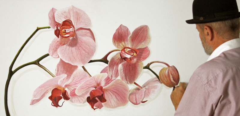 Orchidee No 2