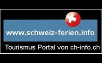 Ferien Schweiz soll nach myswitzerland Platz 2 belegen - helfen Sie mit linken!