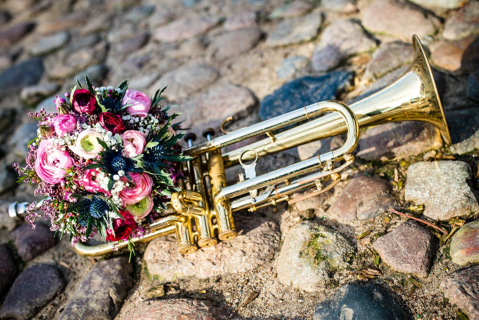 Details beim Brautpaar Shooting