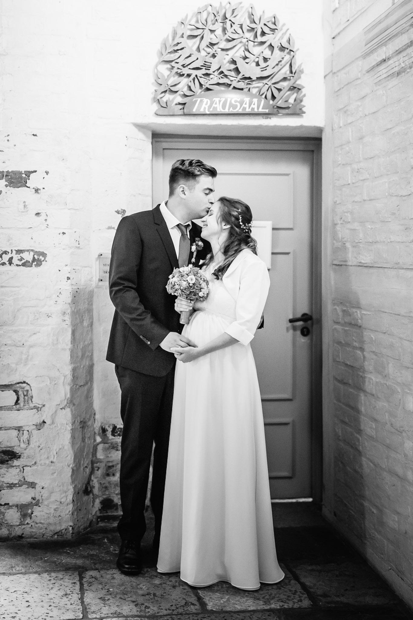 Hochzeitsfoto von Susann & Christian 1