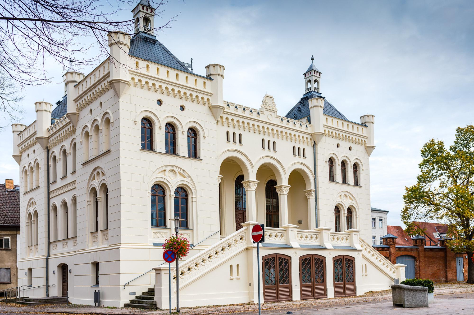 Standesamt im Rathaus Wittenburg - Hochzeitsfotograf in Wittenburg FOTOFECHNER