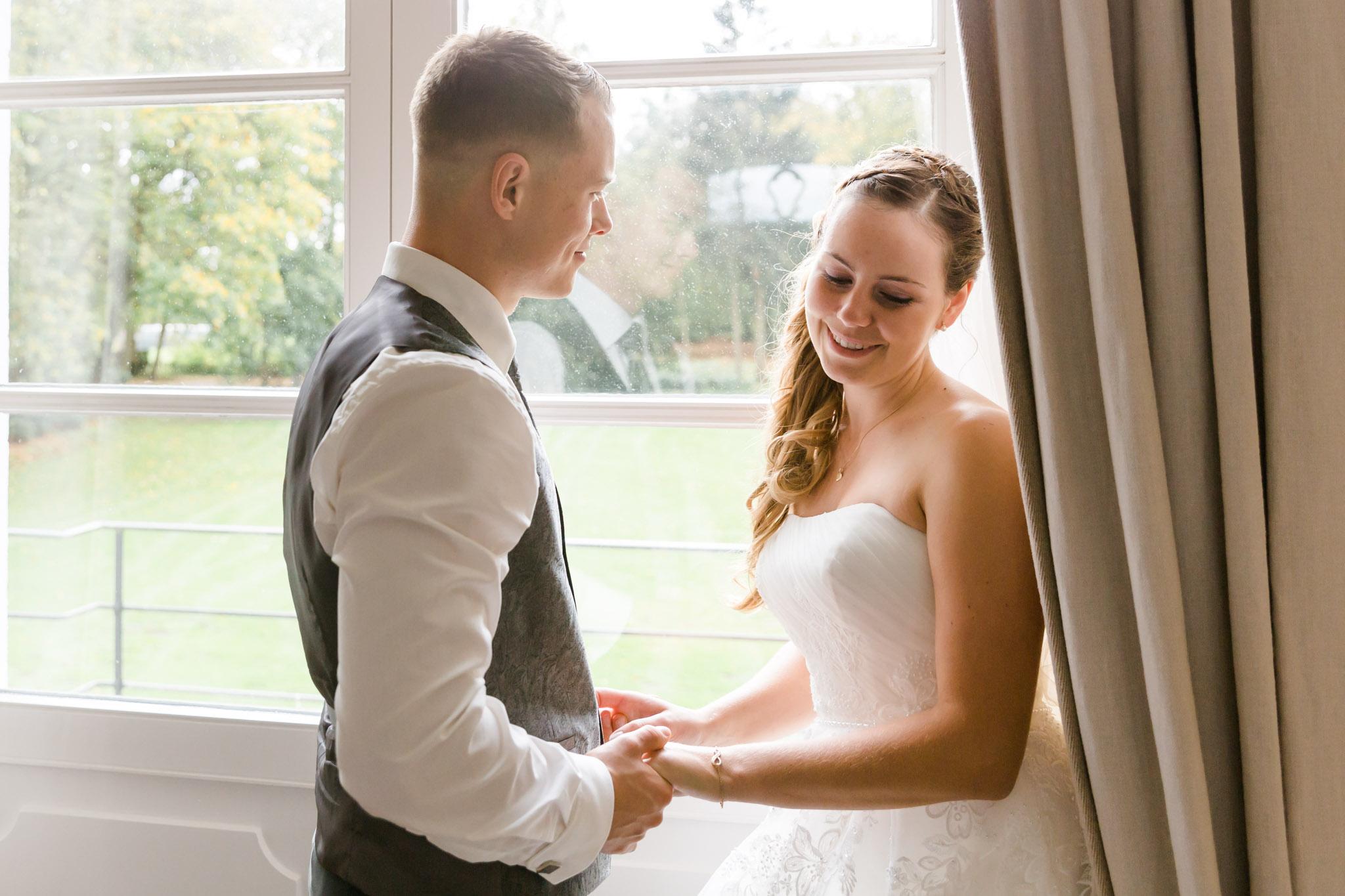 Versprechen Bräutigam