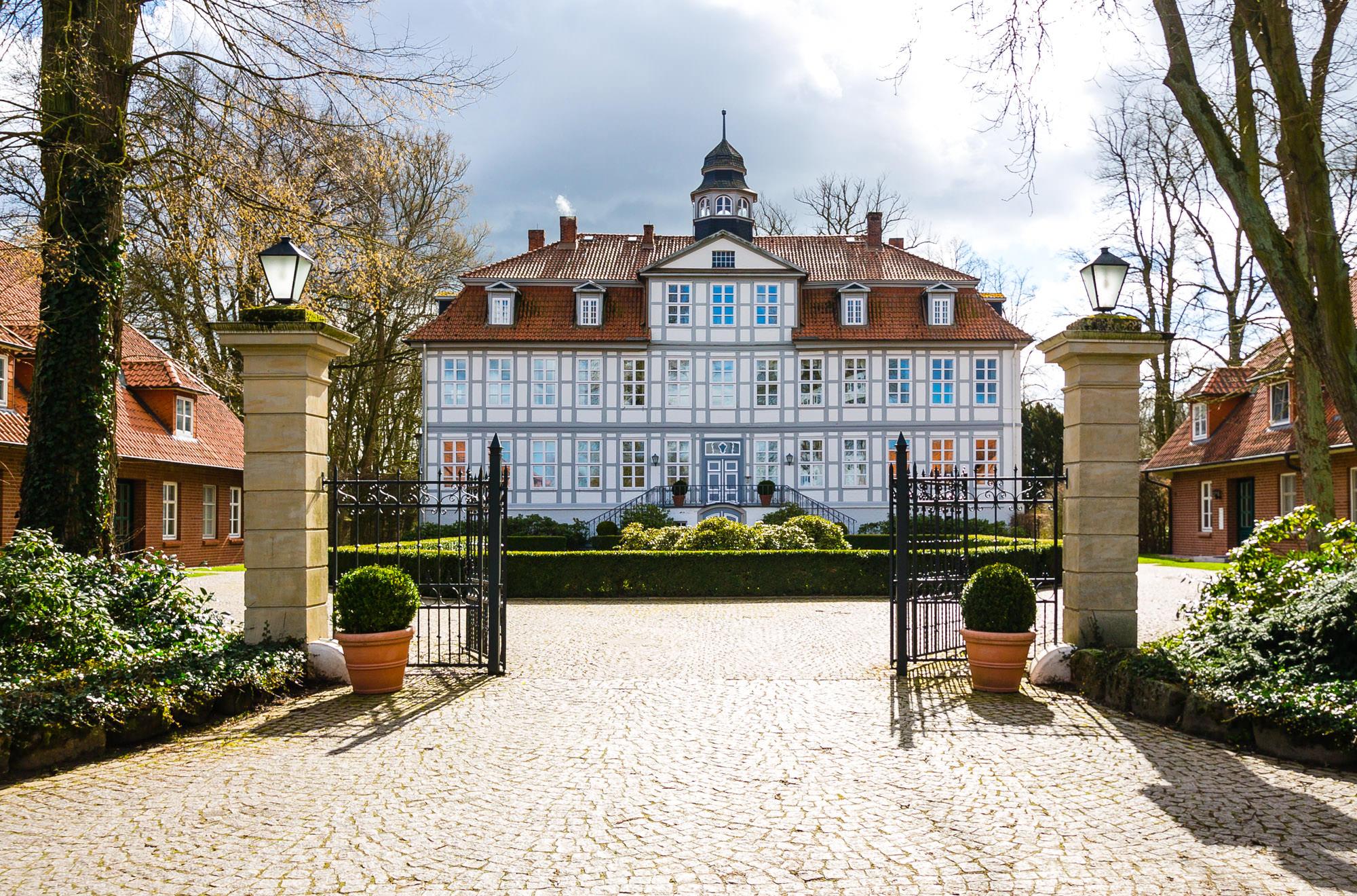 Hochzeitsfotografie Schloss Lüdersburg FOTOFECHNER