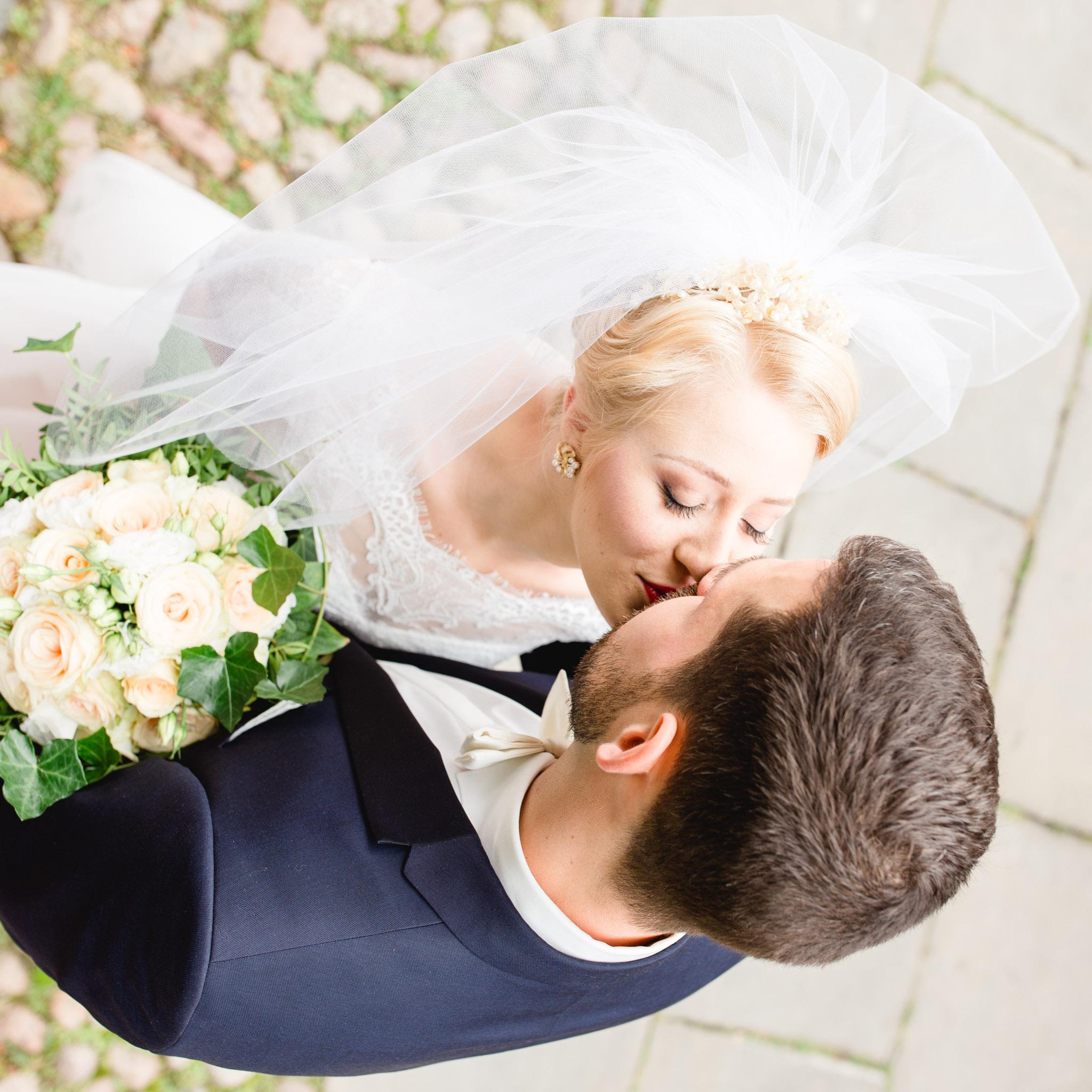Brautpaarshooting in der Altstadt Lüneburg