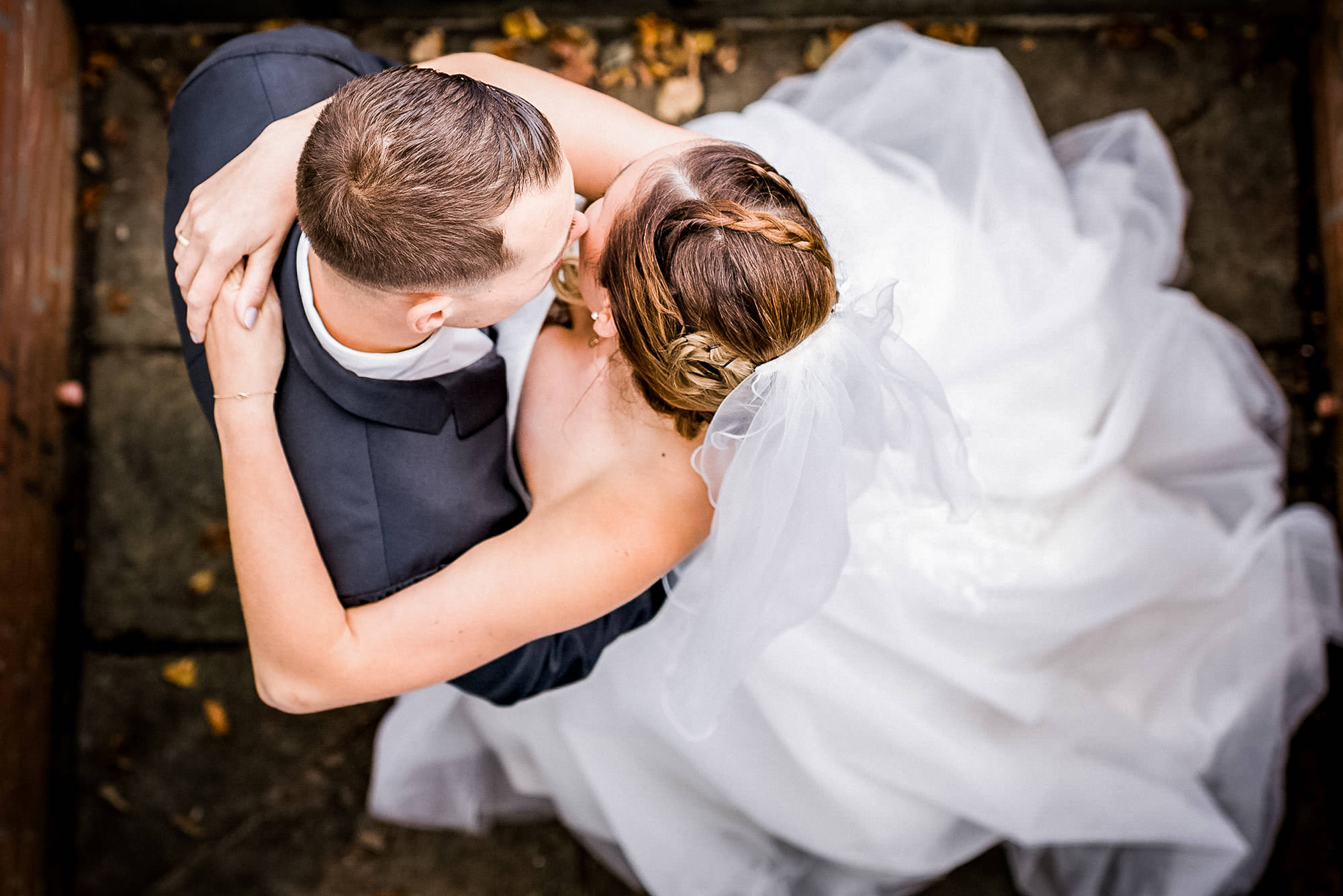 lucky moments - wedding photography by FOTOFECHNER