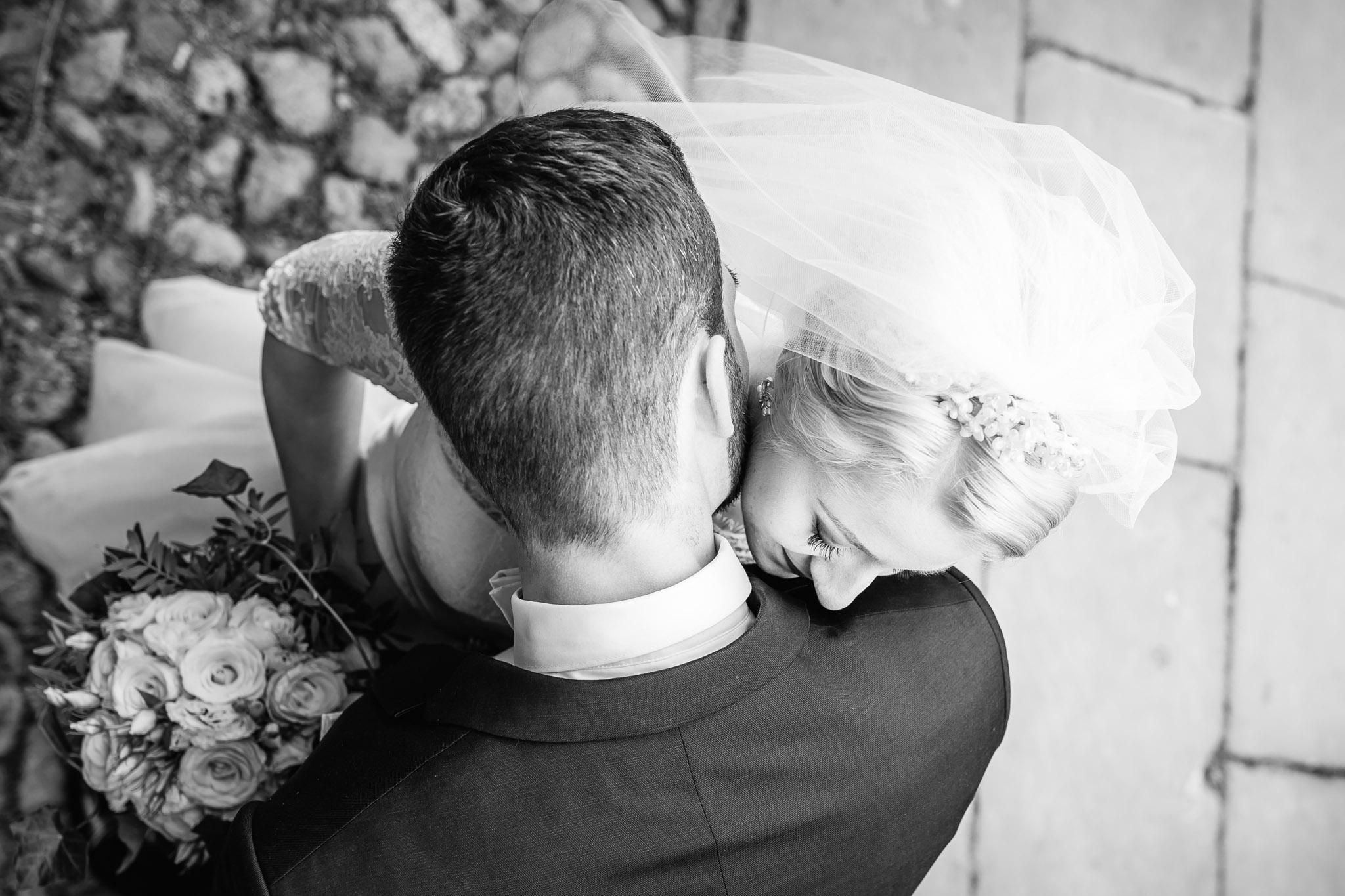 Brautpaar am Stint