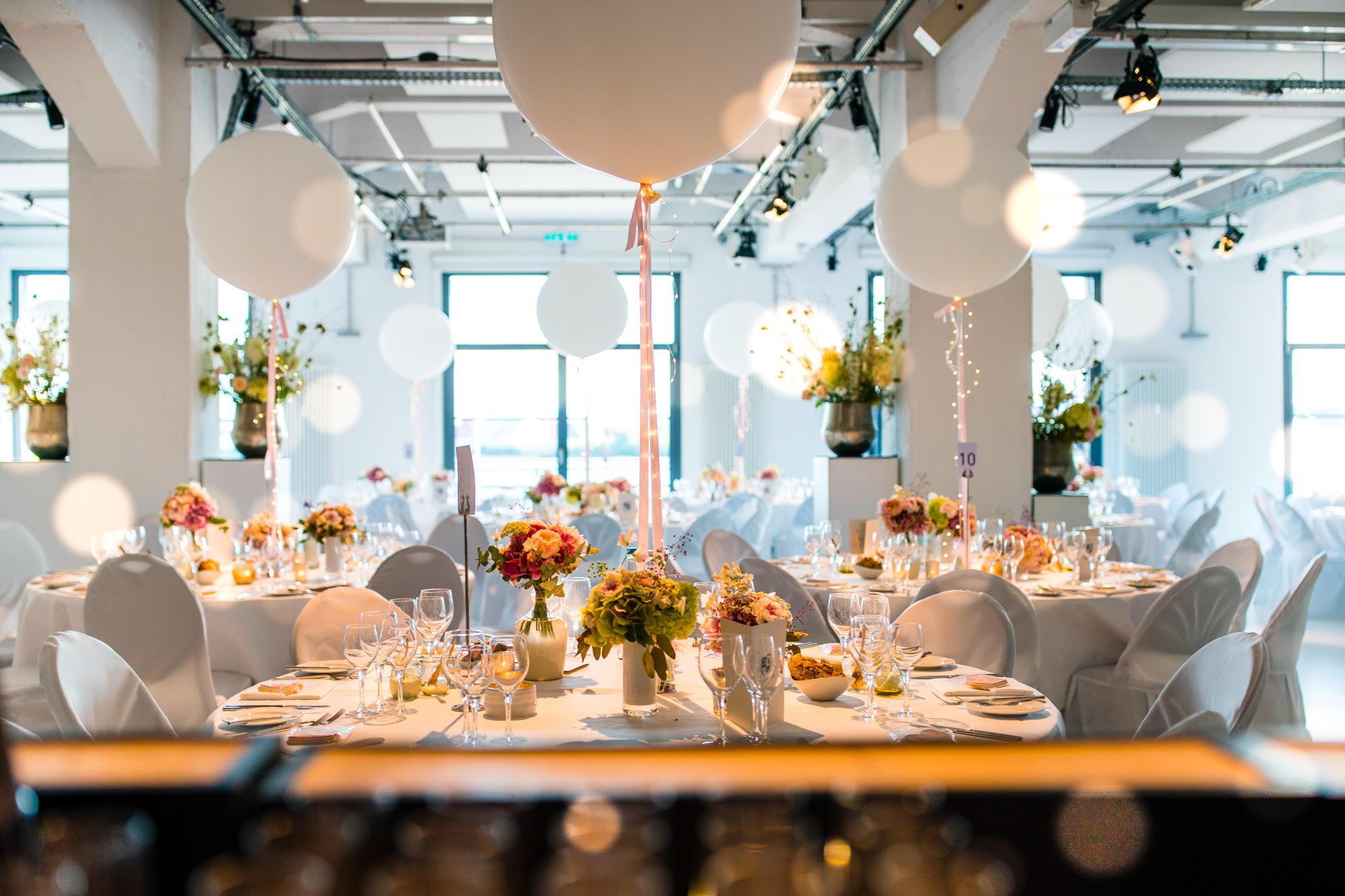 Hochzeitslocation Altonaer Kaispeicher in Hamburg Foto FOTOFECHNER