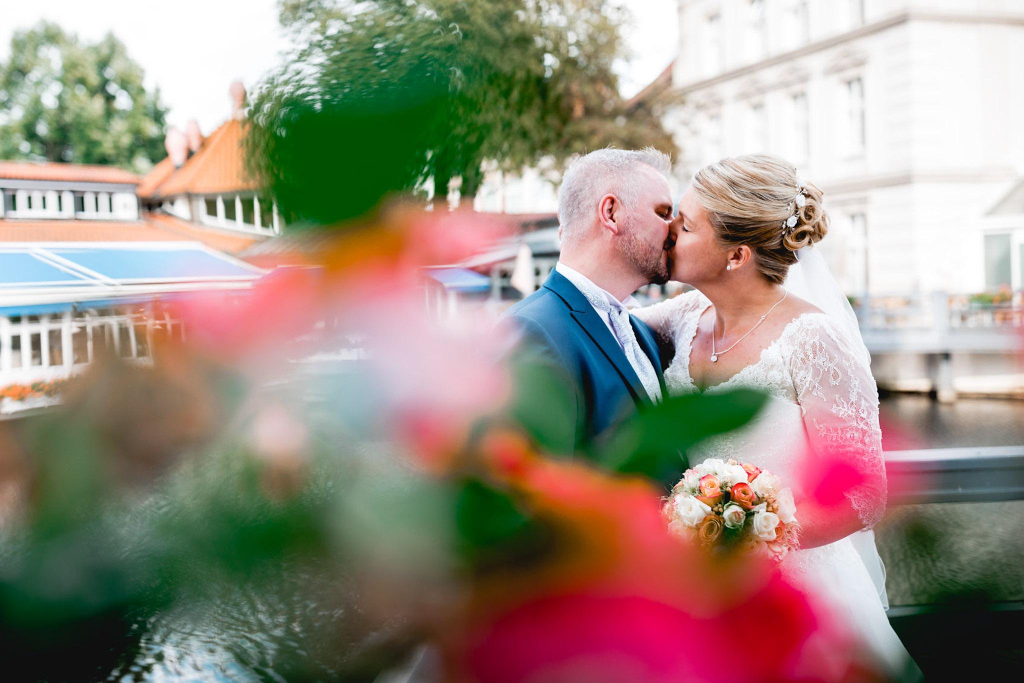 Brautpaarshooting in Lüneburg