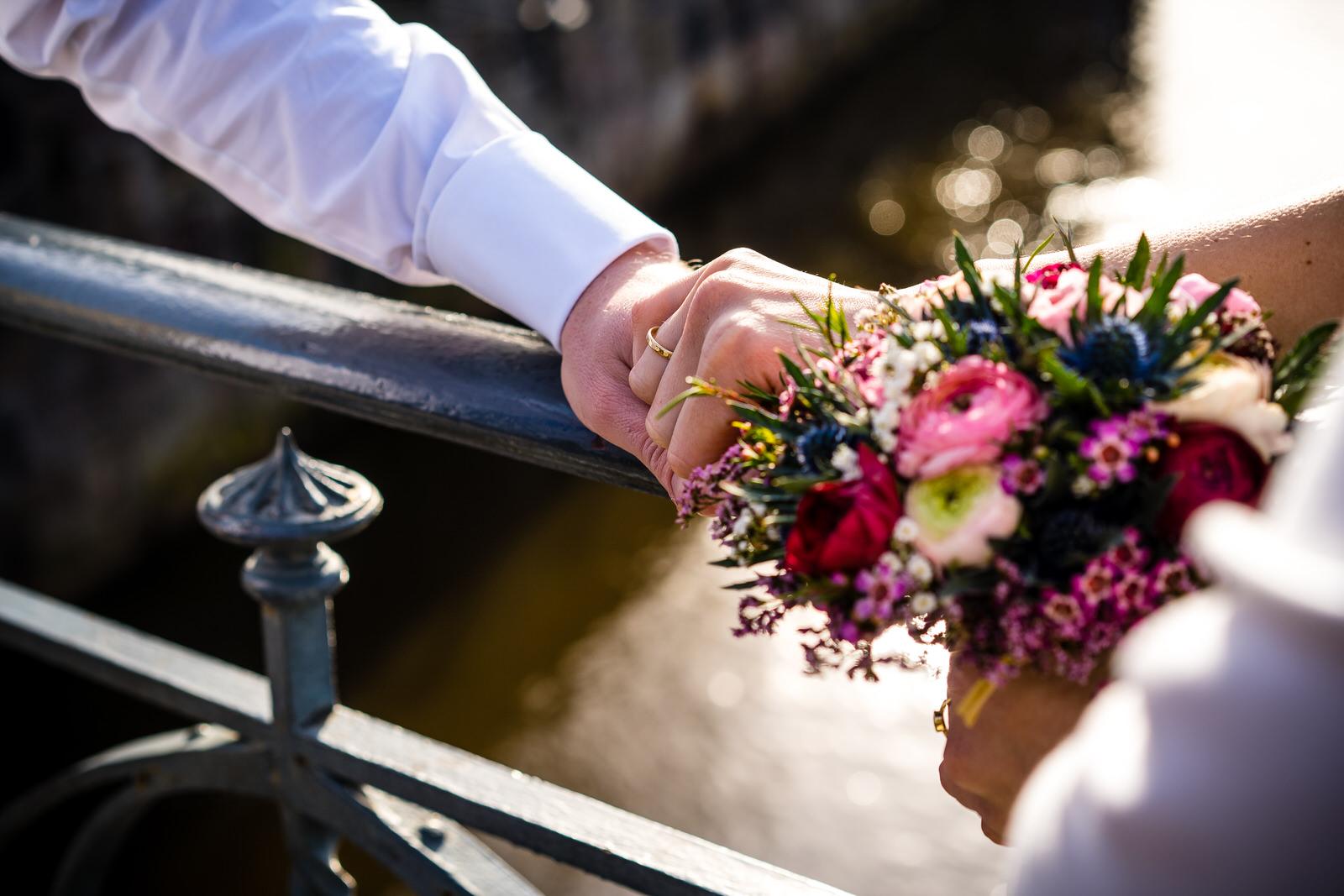 Hochzeitsfotografie aus Lüneburg