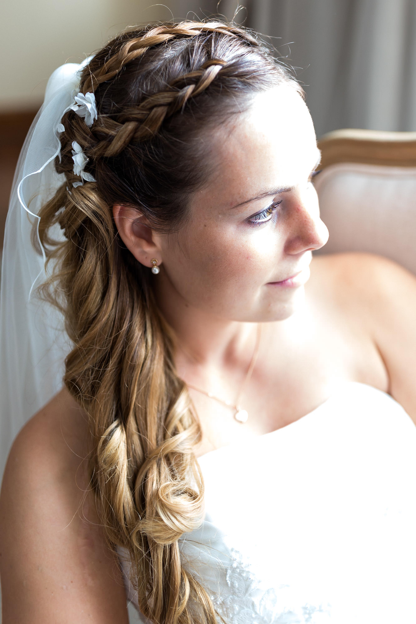 Braut - Hochzeitsfoto FOTOFECHNER