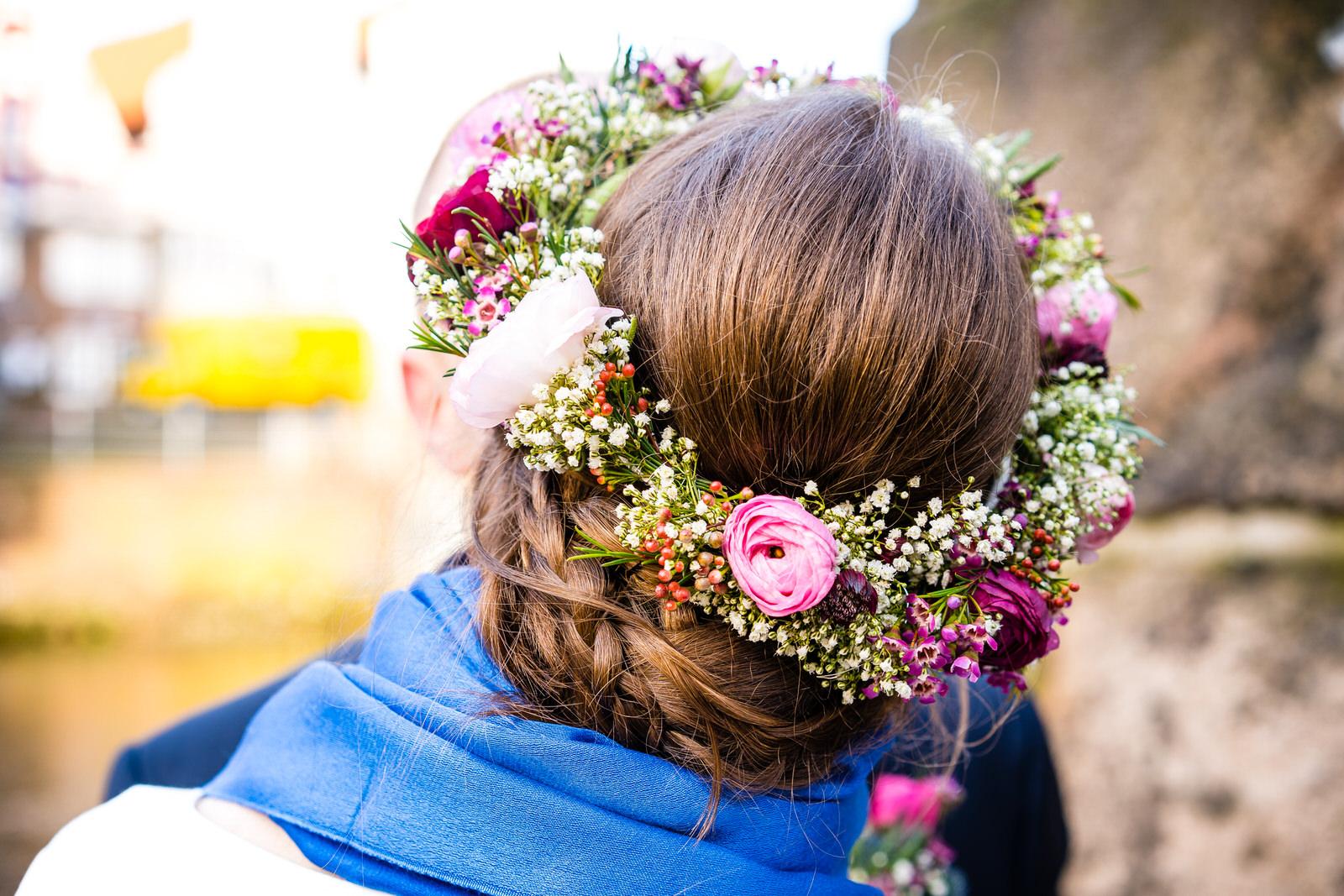 Haarkranz der Braut