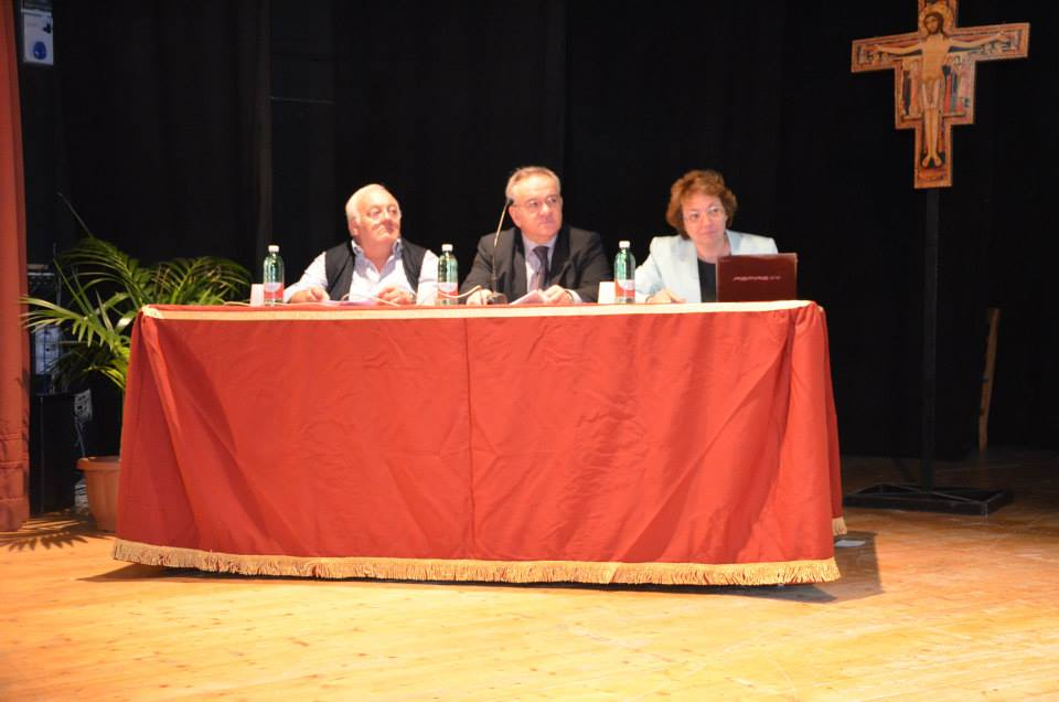 Conferenza su fr. Egidio