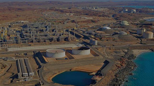 Woodside – Karratha LNG Plant