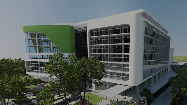 New Children's Hospital - Perth