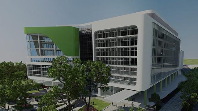 New Children's Hospital - Perth