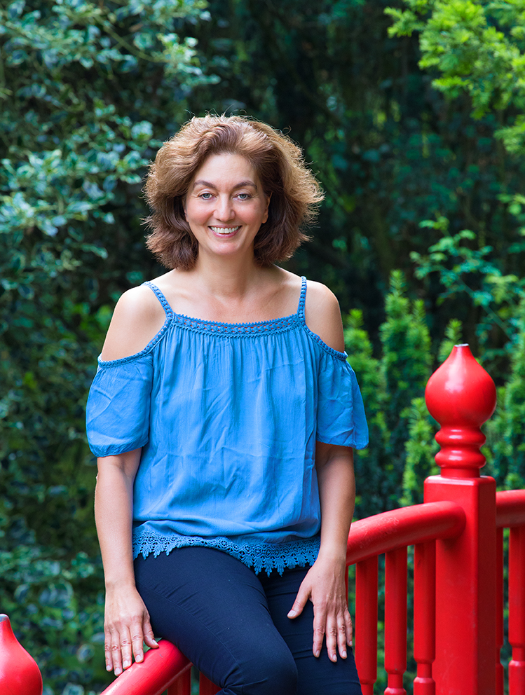 Béatrice PAULY-LAUBRY  Psychologue, Enseignante de Yoga des Yeux