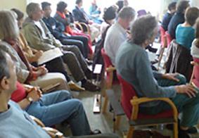 Natural Eyesight Conference  Conférence sur l'amélioration naturelle de la vision par l'éducation - Londres,  Angleterre - 2008