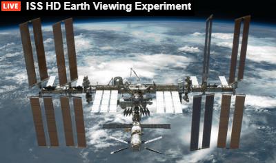 NASA : Live_ISS_Stream