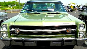 RENAULT IKA Ambassador 1968 (68-72) = AMC Ambassador de CZmarlin