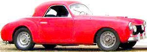 Simca 8 Sport - Montlhéry circuit  - quelque chose de Facel - moteur BMW