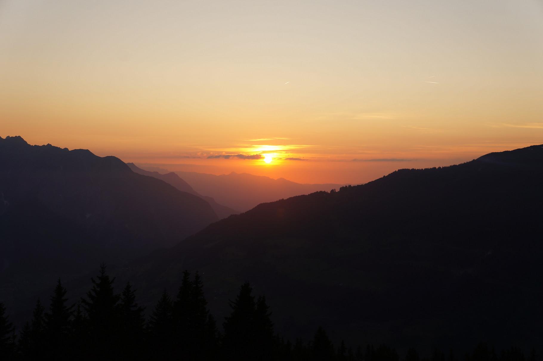 Sonnenterrasse Kapell Hochjoch