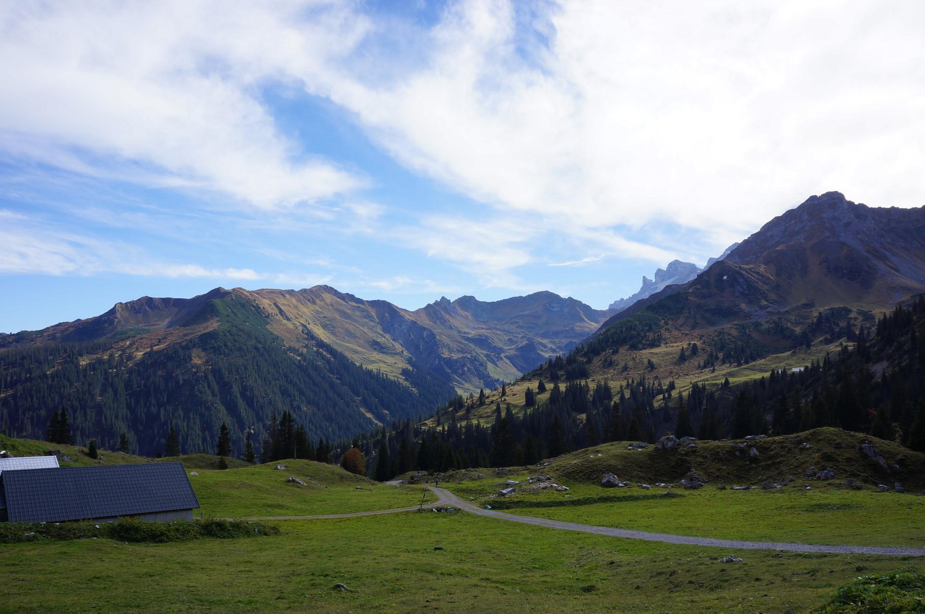 Alpe am Zimba