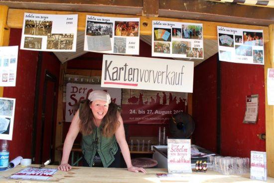 Der Vorverkauf beginnt, Foto: Der Bergen-Enkheimer @ Karoline Ohlmeier