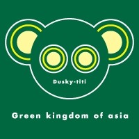 Green kingdom of asia - Dusky-titi aka Kyo-Hey