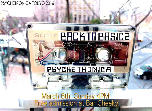 PSYCHETRONICA TOKYO SUNNY SIDE - BACK TO BASIC PT.2
