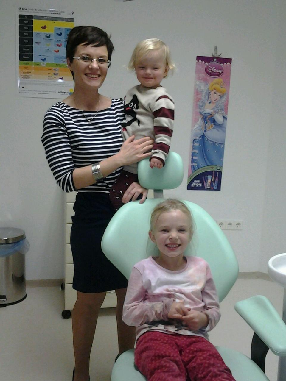 Kinder zu Besuch :-)