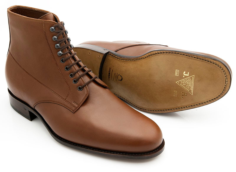 Stiefelette Balmoral Derby