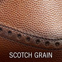 Scotchgrain Ledermuster