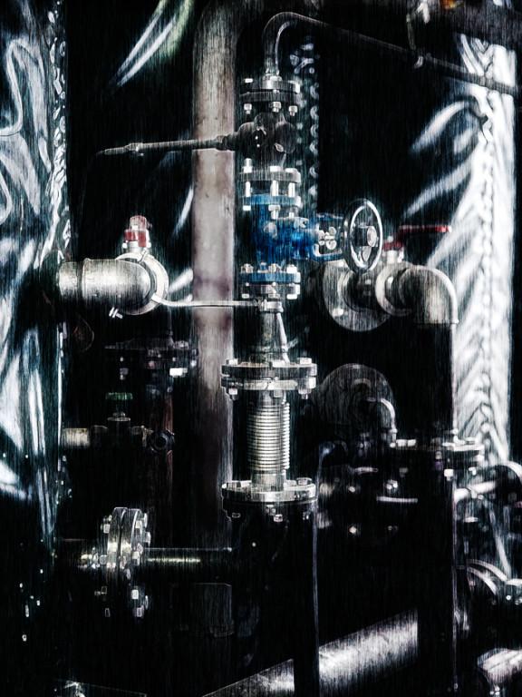Die Qualität des Wassers muss dabei höchsten Ansprüchen genügen. Um den deutschen Umweltauflagen zu genügen, verfügt die Gerberei Rendenbach über 4 getrennte Wasserkreisläufe.