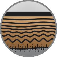 Symbol Glattleder