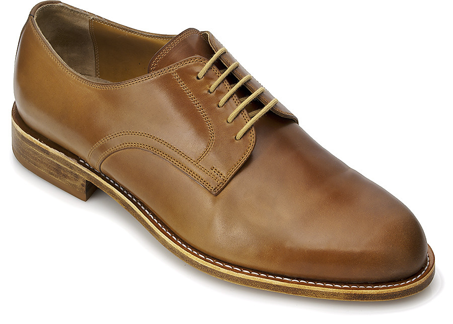 Plain Derby Cordovan Brandy