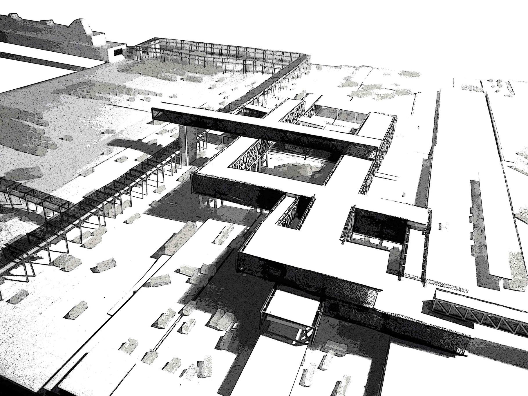 Proyecto de terminal mar tima de pasajeros en tanger med for Arquitectura naval e ingenieria maritima