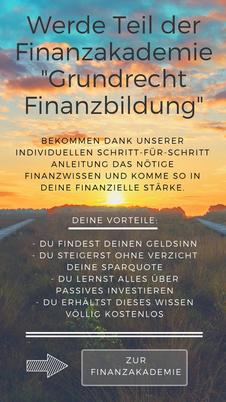 wie finanzielle Unabhängigkeit erreichen