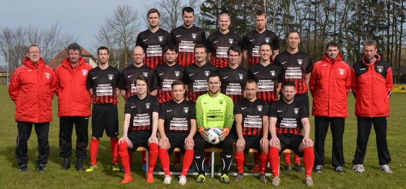 SG Wöpkendorf Team 2016/2017