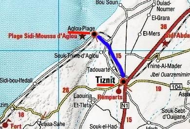 Aglou - Tiznit