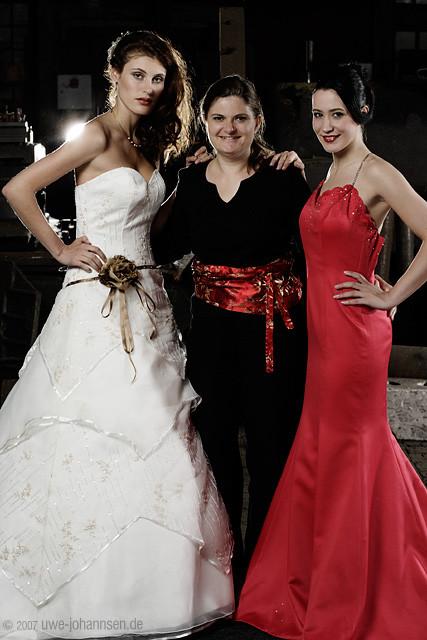 "Brautmodenshooting ""Cinderellas Welt"""