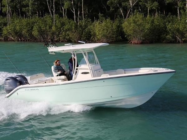 Cobia Boats 261CC manual pdf