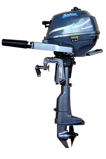 Sailor GM outboard maintenance manual