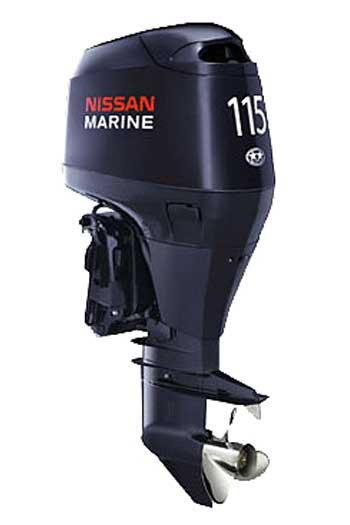 NISSAN MARINE outboard motors service manuals PDF