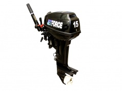Jet Force outboard motors user manuals