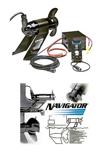 Navigator trolling motor owner's manual