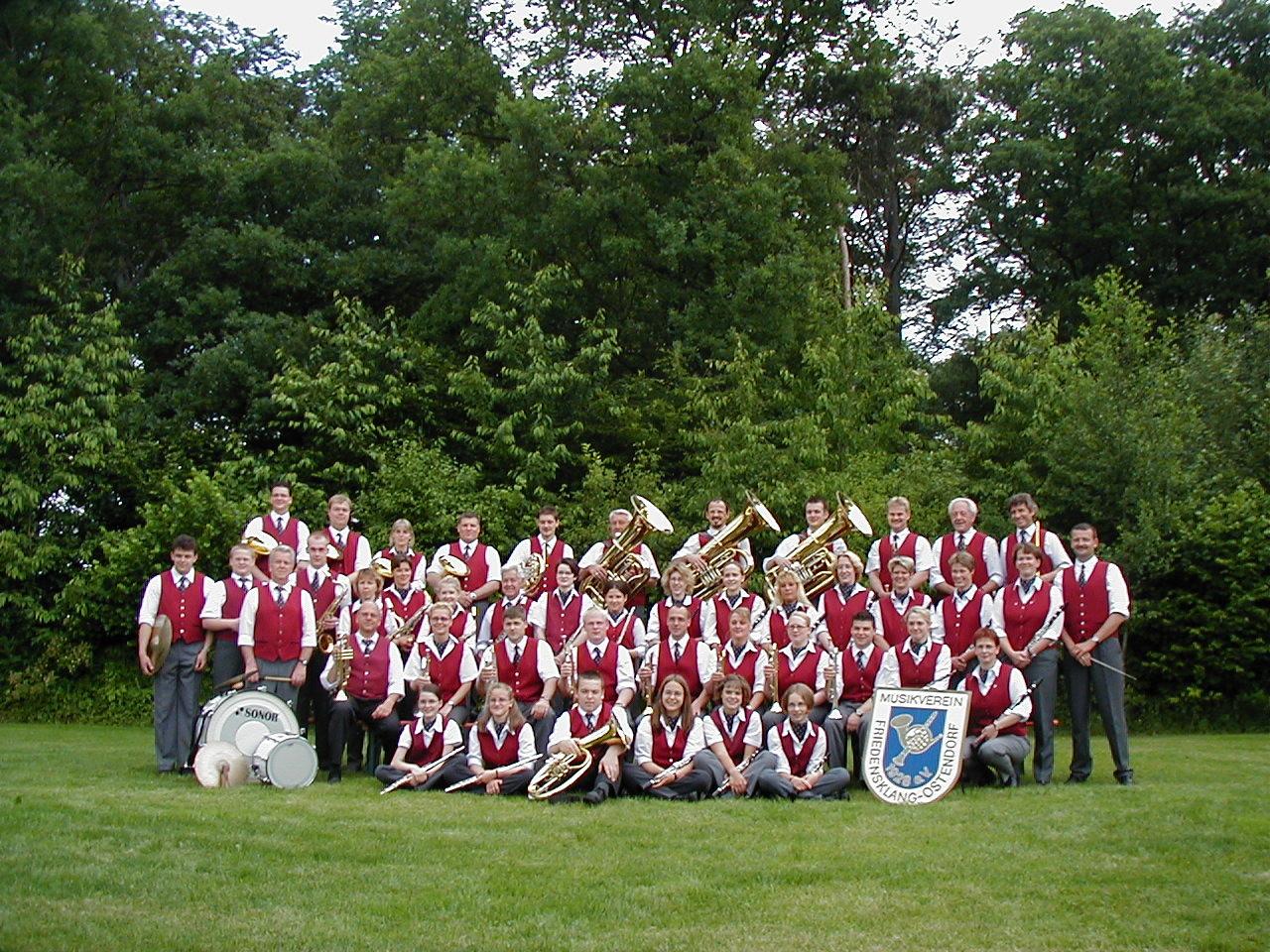 Hauptorchester 2002