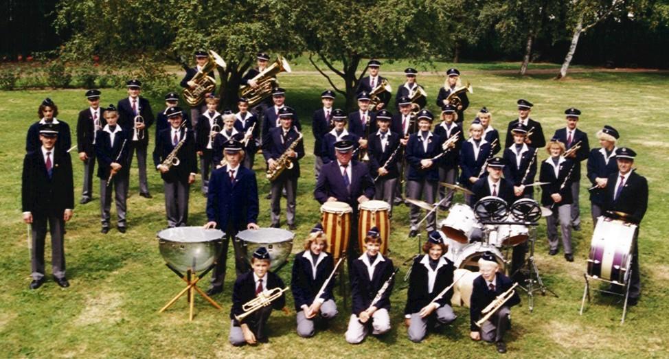Hauptorchester 1990